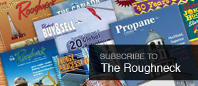 Subscribe to the Roughneck